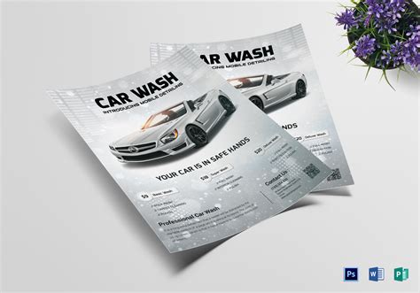 Here you can explore hq car wash flyer transparent illustrations, icons and clipart with filter setting like size, type, color etc. Basic Car Wash Flyer Design Template in Word, PSD, Publisher