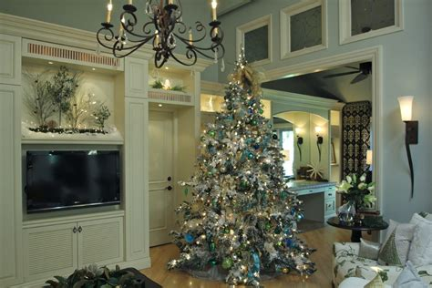 awesome pre decorated trees decorating ideas gallery in living room contemporary