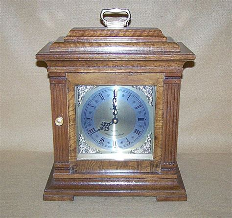 battery operated mantel clocks daryls clocks galore 4349