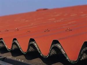 Renovation Toiture Fibro Ciment Amiante : r habilitation toiture amiant fibro ciment bardage bac acier ~ Nature-et-papiers.com Idées de Décoration