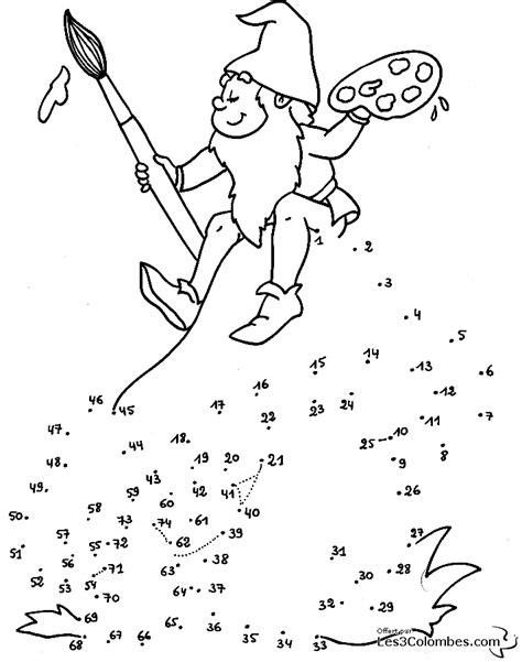 Jeux Pour Enfants Coloriage  Croix Saint Julien
