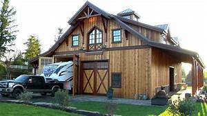 barn pros olympic 48 gable barn apartment with boutique With barn pro homes