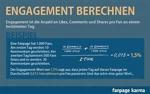 Hauskredit Rate Berechnen : gro e studie wie viele likes comments und shares sammeln facebook seiten fanpage karma blog ~ Themetempest.com Abrechnung