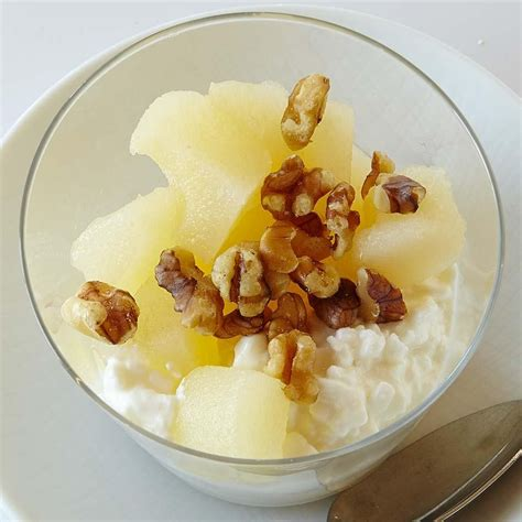 cottage cheese recipes healthy cottage cheese pear parfait recipe eatingwell