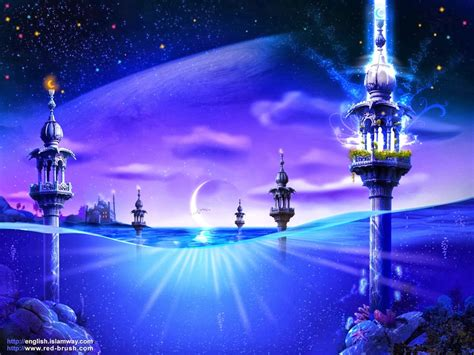 cool 3d beautiful islamic wallpapers free 2014 15