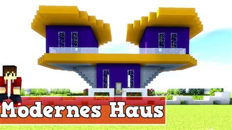 Wie Baut Man Ein Modernes Haus In Minecraft #4 Minecraft