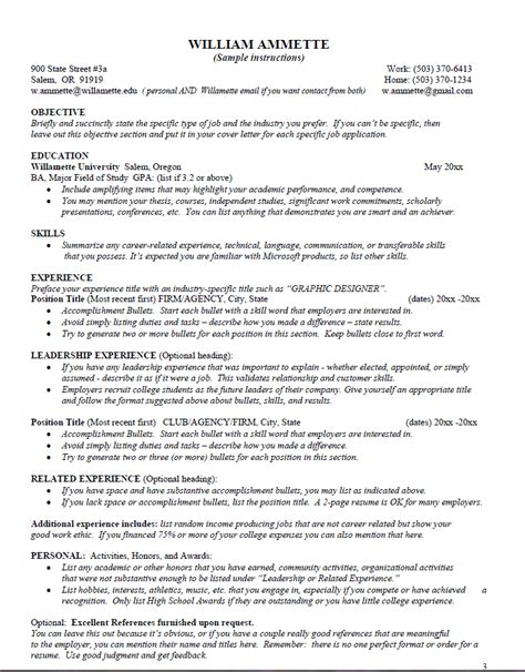 Create A Great Resume Free by Sle On How To Create A Great Resume Want