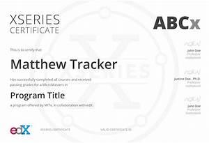 Verified Certificate | edX