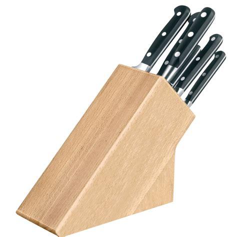 bloc couteau de cuisine ducatillon bloc de 6 couteaux cuisine