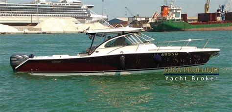 Pursuit Boats Drummond Island by 2005 Pursuit 3480 Drummond Island Runner Power Boat For