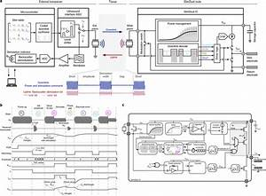 Block Diagram Of The Stimdust System A  Overview Of The
