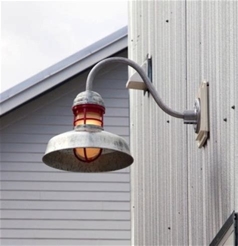outback gooseneck light industrial exterior ta