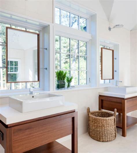 bathroom wood vanities how to hang a mirror on a window 12 bright beautiful