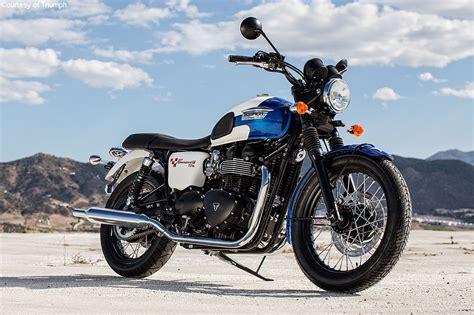 Triumph Motorcycles : 2015 Triumph Bonneville