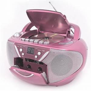 Cd Player Für Mädchen : portabler ghettoblaster m dchen kinderanlage cd radio pink kinder cd player rosa ebay ~ Orissabook.com Haus und Dekorationen