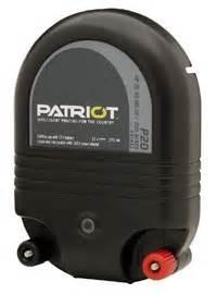 patriot p20