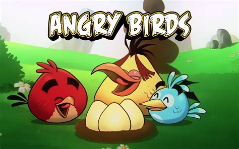 23 Awesome Angry Birds Wallpaper  Life Quotes