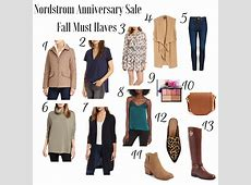 Nordstrom Anniversary Sale Fall Must Haves The Sass Room