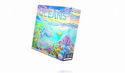 Kickstarter Board Games Oceans Deluxe Edition There