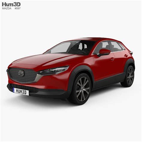 2020 Mazda Vehicles by Mazda Cx 30 2020 3d Model Vehicles On Hum3d