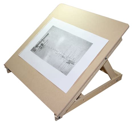 Artist Tabletop Easel by Tabletop Drawing Board Easel Woodideas
