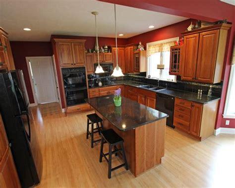 stainless steel kitchen backsplash tiles black quartz countertop houzz