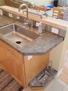 vintage kitchen sinks for 88 best outdoor kitchens images on outdoor 8836