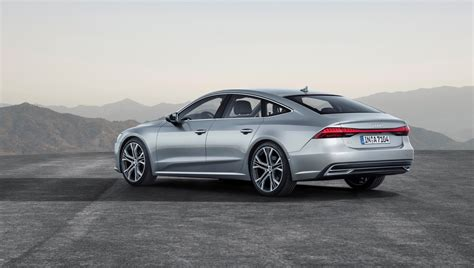 2019 Audi A7 To Debut In Detroit