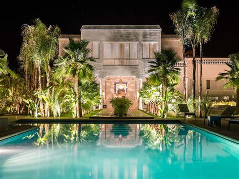 la maison blanche marrakech book your hotel with viamichelin