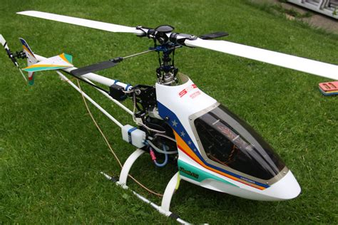 vintage rc helicopters hirobo shuttle