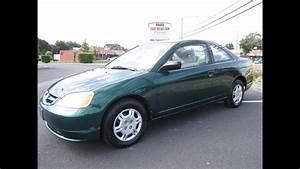Sold 2001 Honda Civic Lx Couple Manual 5