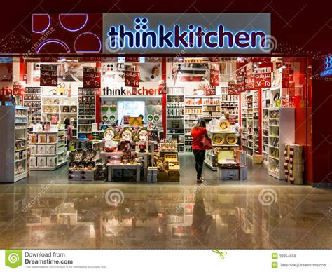 shopping kitchen storage kitchenware shop in dubai mall editorial photo image 3711