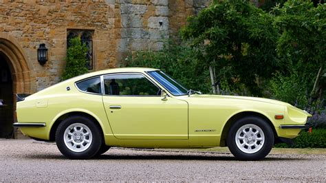 1970 Nissan 240z Wallpapers & Hd Images