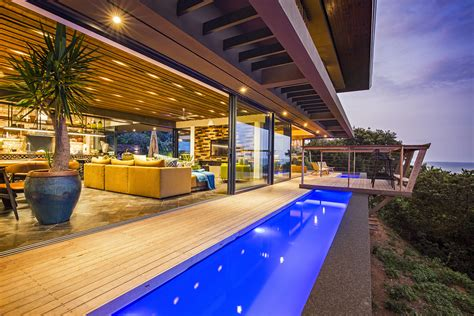 coastal home  tropical modern architecture