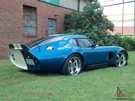 Daytona For Sale by Shelby Daytona Coupe Replica Factory Five Racing