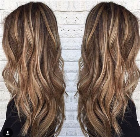 light brown highlights on brown hair trendy hair highlights light brown with