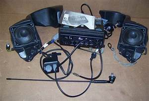 R1150rt Complete Radio Kit W  Front Speakers