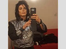 Este es el doble de Michael Jackson que causa revuelo en