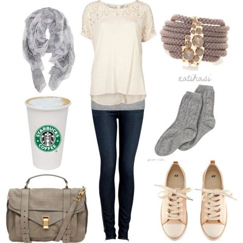 U0026quot;Time for a Coffee - Comfy Spring / Summer Outfitu0026quot; by natihasi on Polyvore | Summer Fashion ...