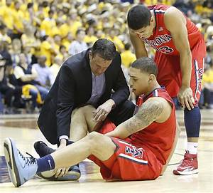 Ashley out for season with broken right foot | Arizona ...