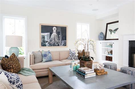 Coastal Living Room Photos