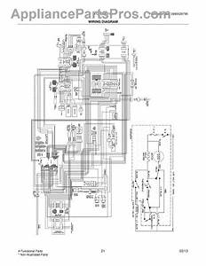 Parts For Frigidaire Fghs2631pp0  Wiring Diagram Parts