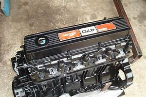 470 Mercruiser Engine 3 7l  170 Hp Core Required Before Purchase