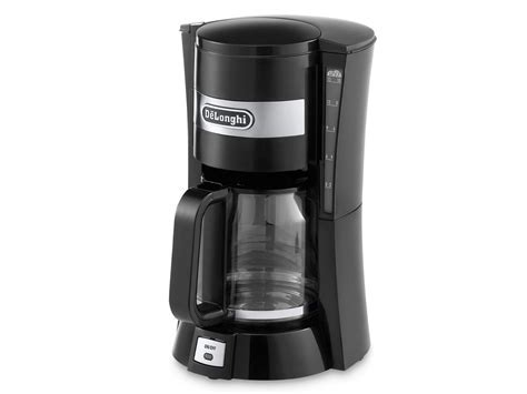 Delonghi ICM15210 Coffee Maker   Black   hotpoint.co.ke