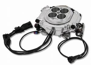 Holley Super Sniper Efi Kit 650 Hp Forced Induction 4 Bbl