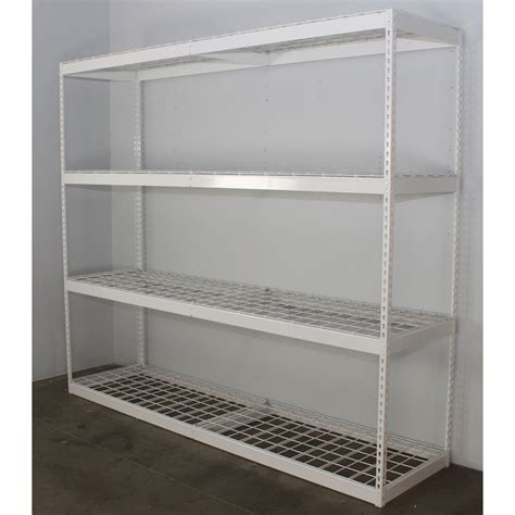 Garage Shelving Company by Saferacks Garage Shelving Garage Storage Racks And Shelves