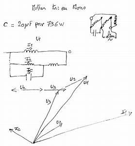 Moteur Triphasé En Monophasé : questions lectricit branchements des moteurs lectrique triphas en 220 monophas ~ Maxctalentgroup.com Avis de Voitures