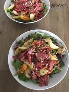 salade de gesiers legere rachel cuisine With cuisine de rachel