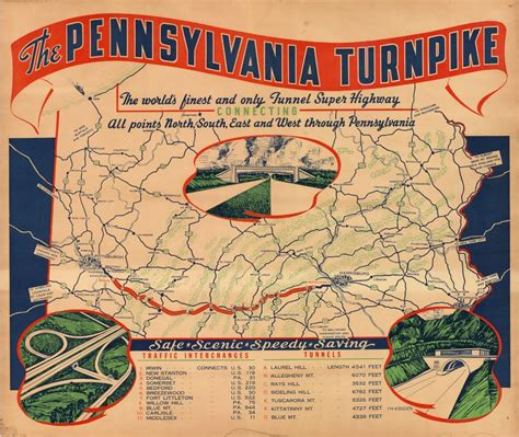 happy birthday pennsylvania turnpikepennsylvania
