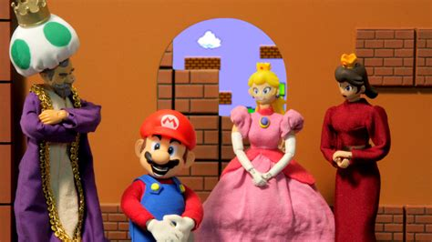 Mario Meets The Parents